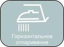 С помощью MIE Stiro можно легко отпарить вещи на гладильной доске.