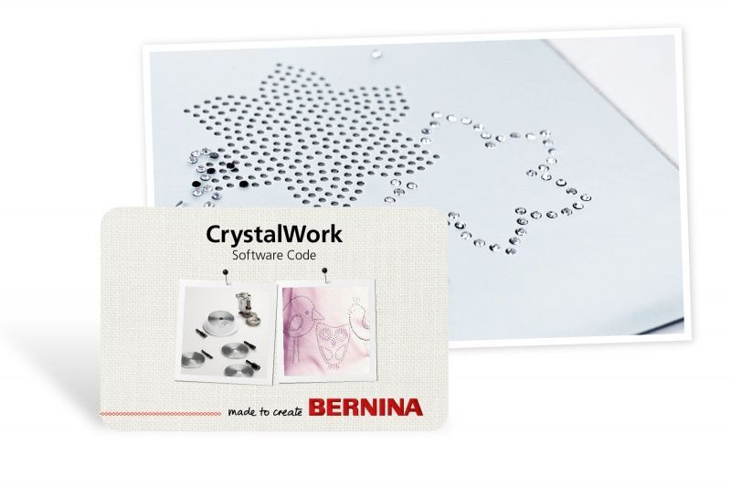 Программный код Bernina CrystalWork Activation Code